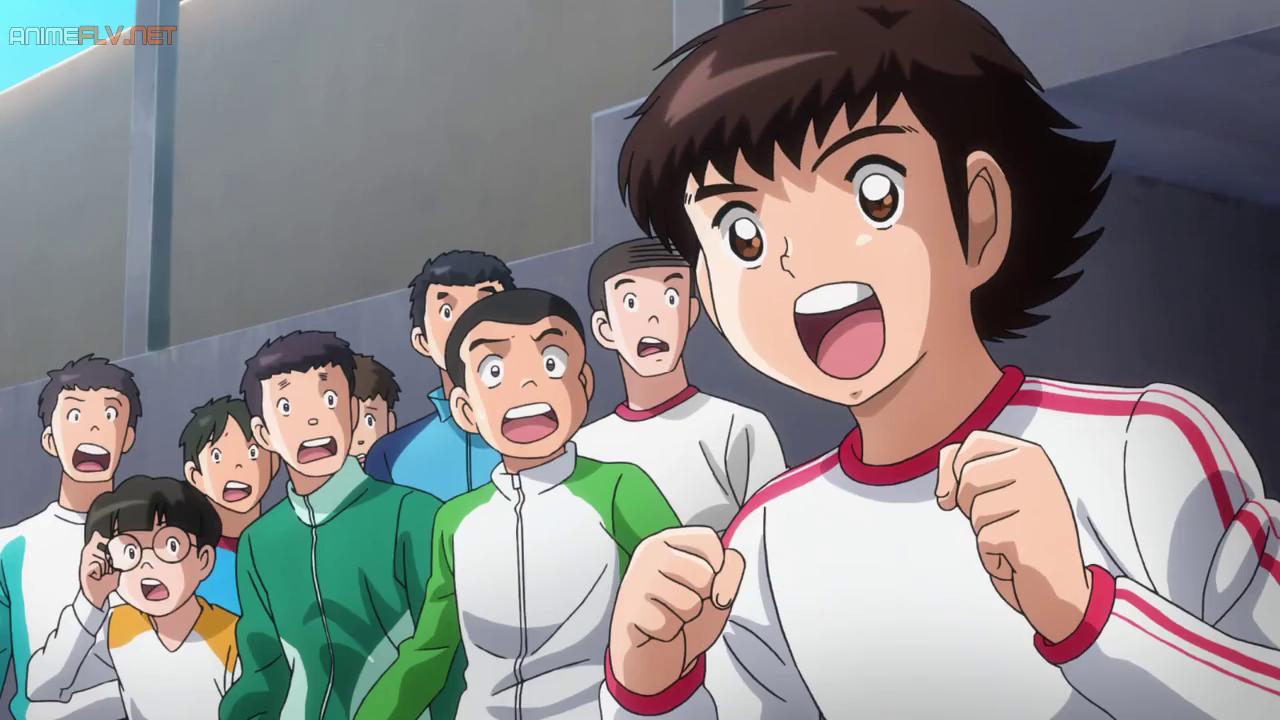 Pin de Estefany Vásquez en Anime Capitan tsubasa