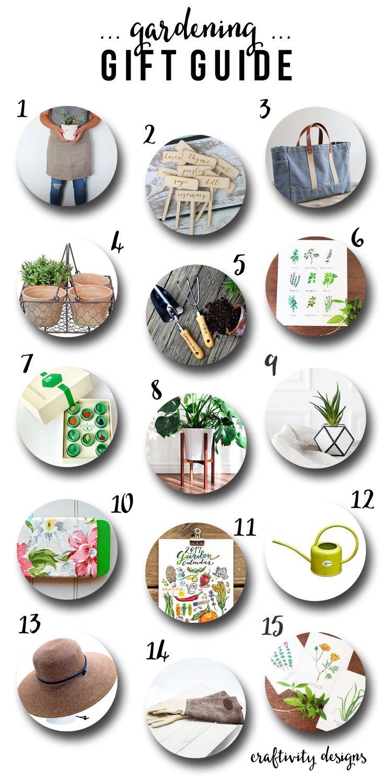 Gardening Gift Ideas Garden gifts, Inexpensive christmas