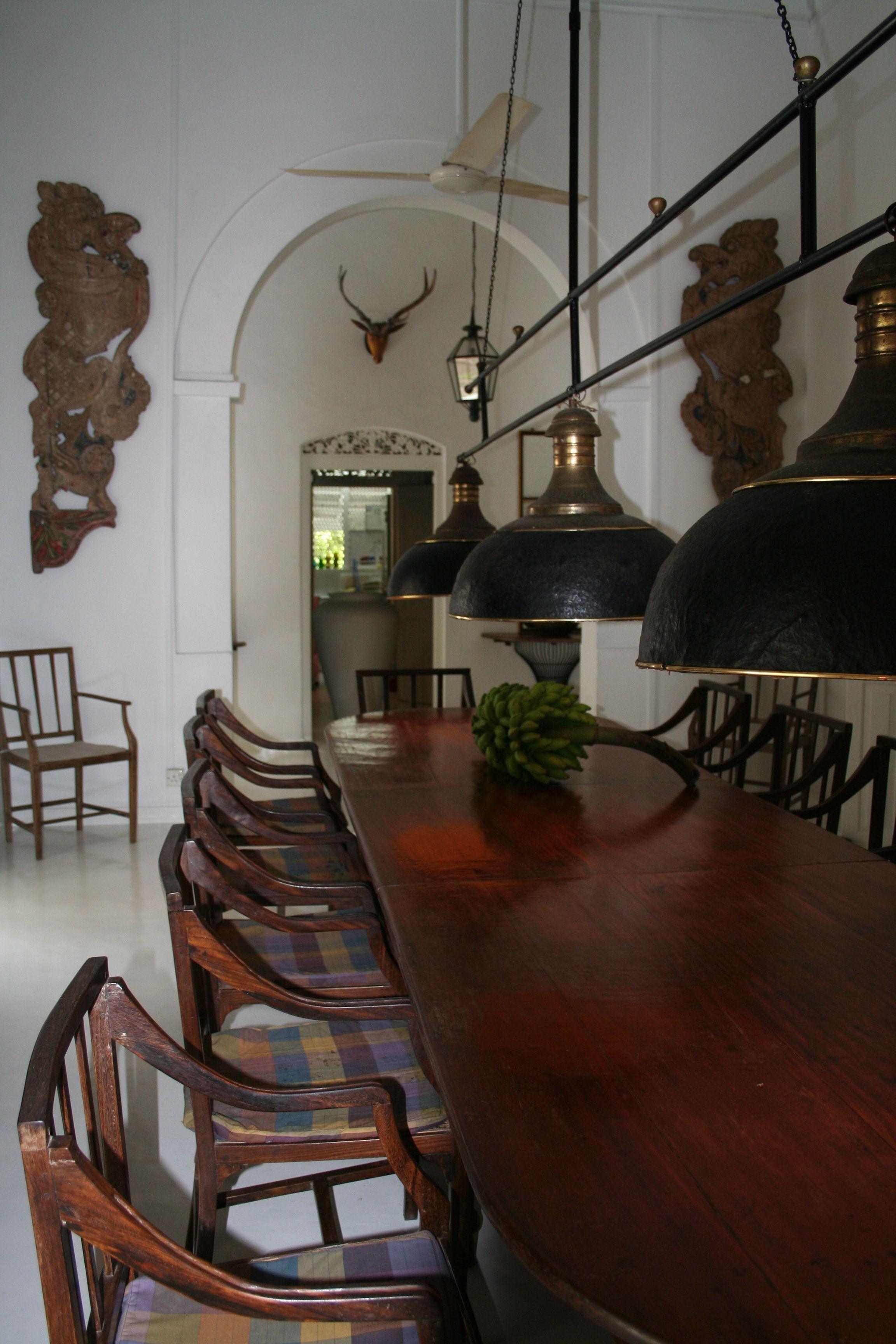 Impressive lights: Galle, Sri Lanka   Lighting, Dining ...