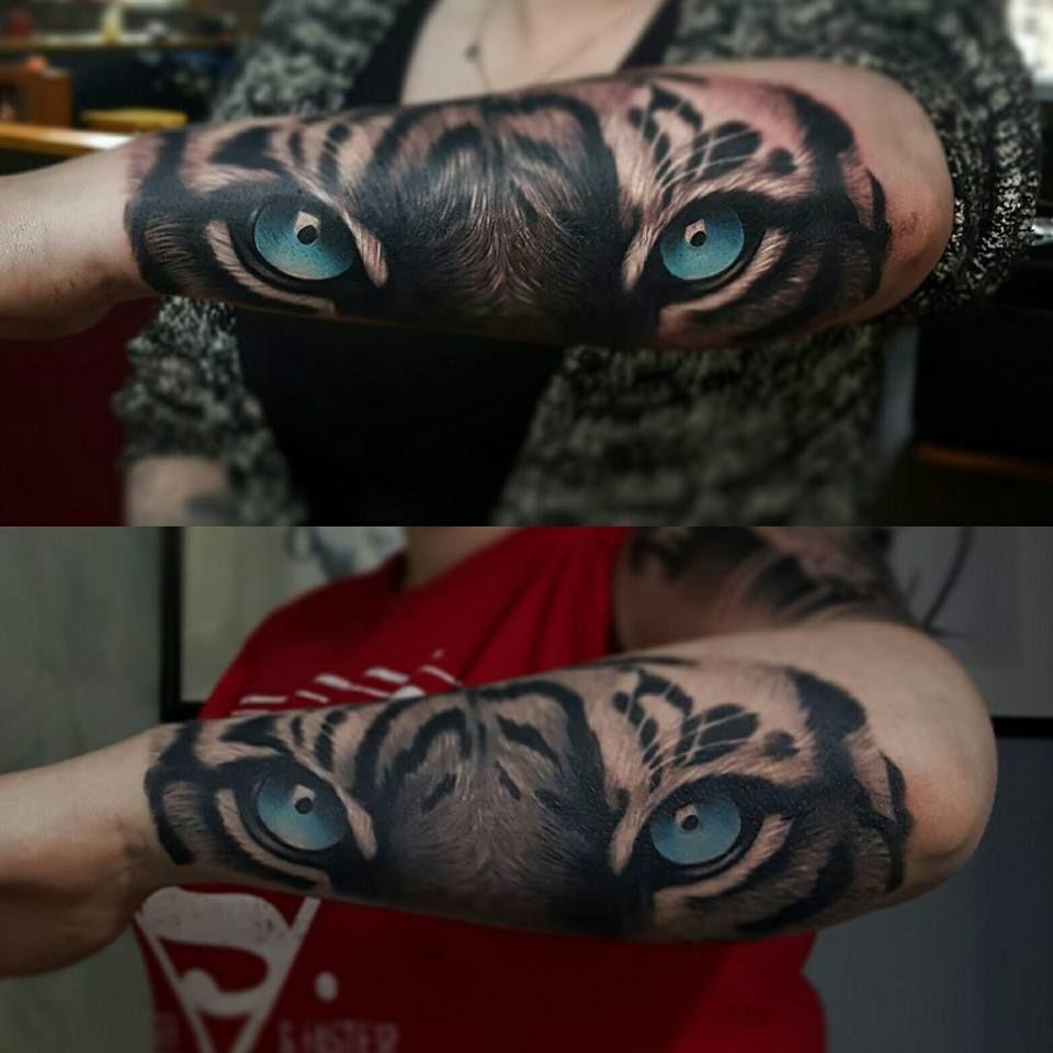 Tiger Eyes Winston Tt Tattoos Tiger Eyes Tattoo Tiger Tattoo