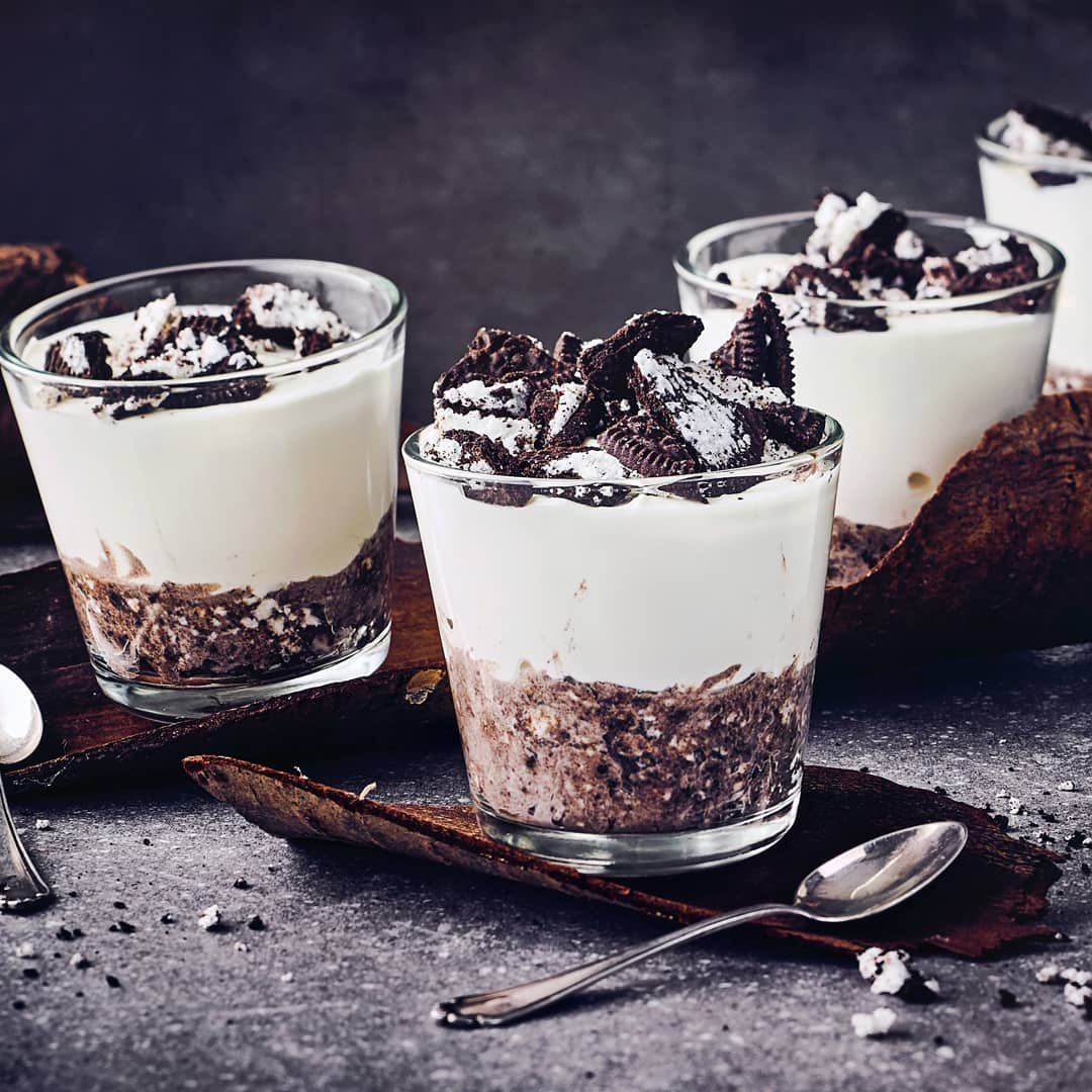 oreo mousse mit mascarpone rezept in 2019 weihnachten. Black Bedroom Furniture Sets. Home Design Ideas