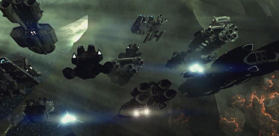 Pin Auf Battlestar Galactica