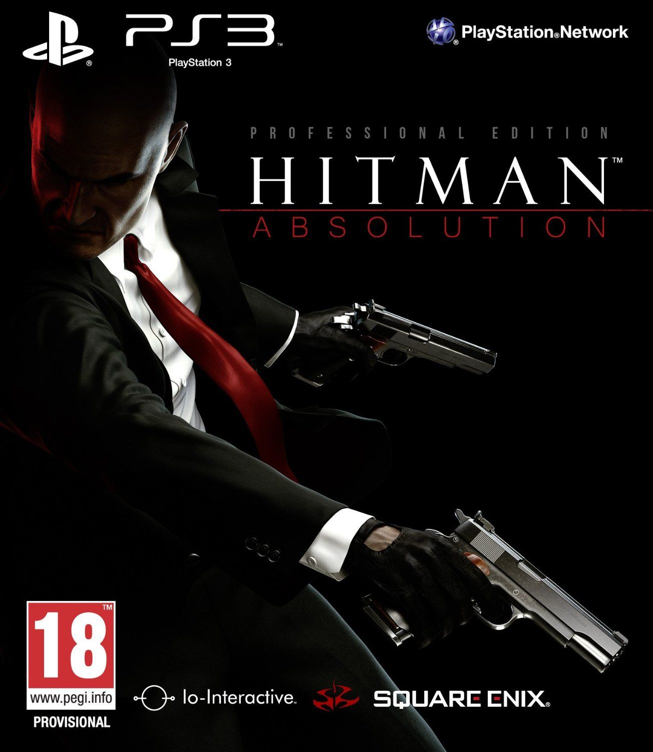 Hitman Absolution Professional Edition Ps3 Amazon Co Uk Pc Video Games Hitman Hitman Absolution Ps3 Video Games Pc