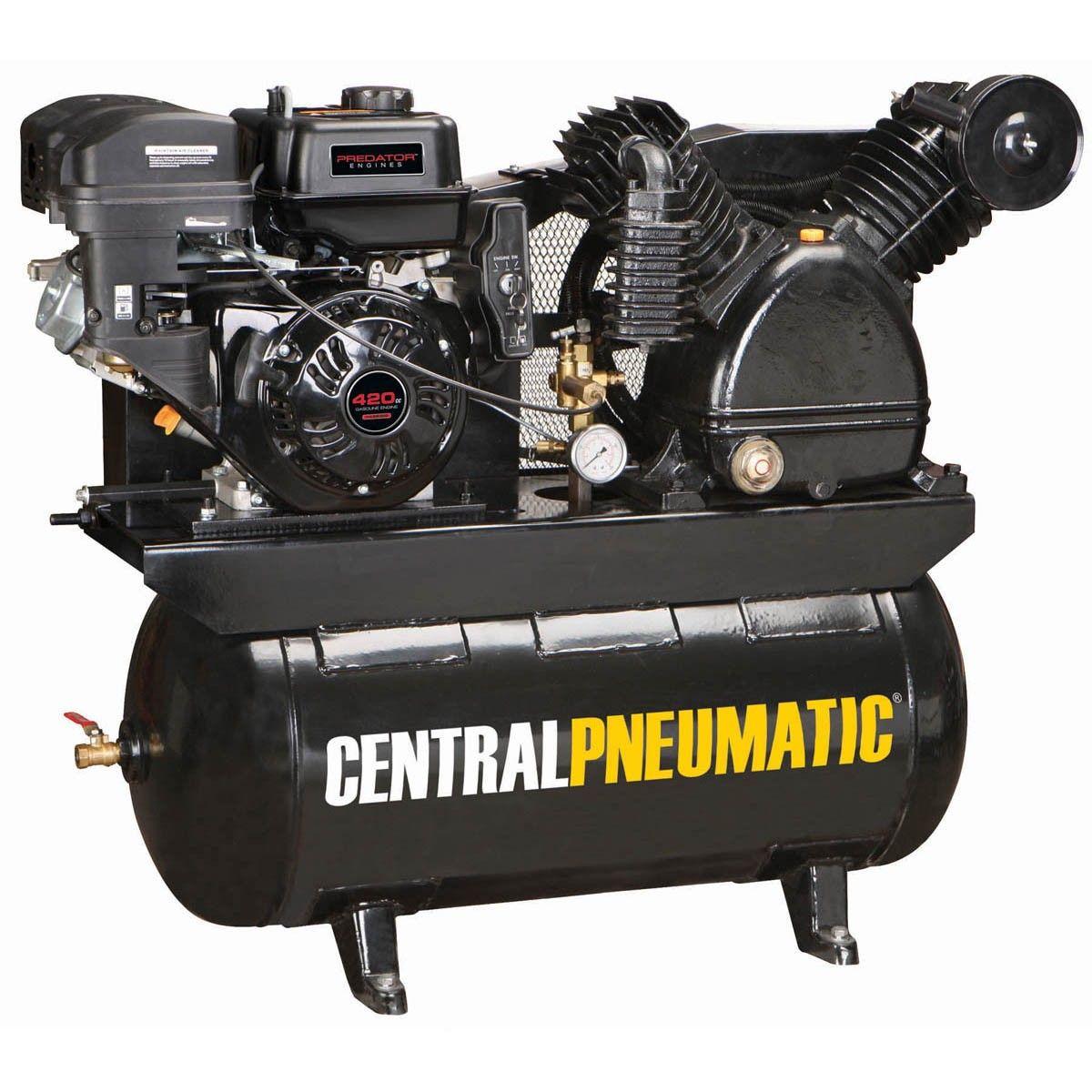 30 gal. 420cc Truck Bed Air Compressor EPA III in 2019