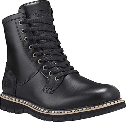 Amazon.com | Timberland Men's Britton Hill Waterproof Plain Toe Boot Burnt  Orange Full Grain Boot 8 D (M) | Boots
