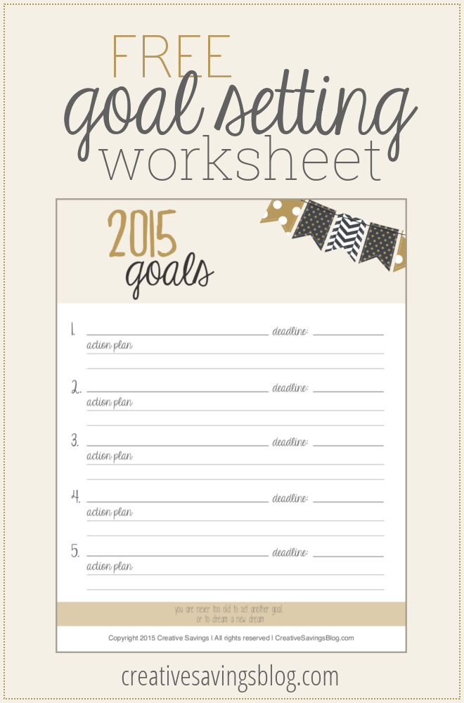 Reasons Why You Should Be Setting Goals This Year  Goal Setting
