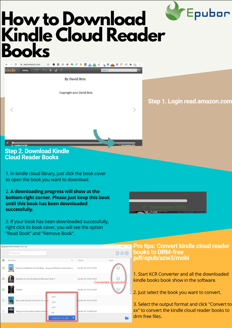 How To Enable Kindle Cloud Reader Offline Kindle Kindle Reading Readers