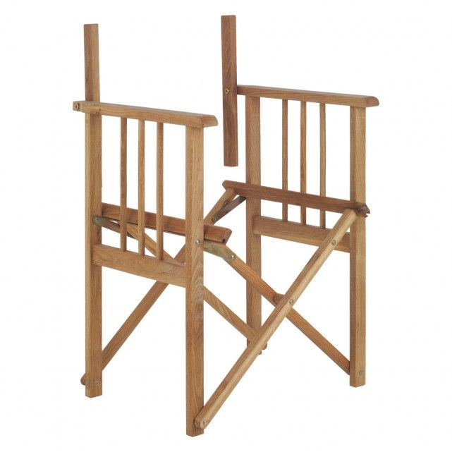 Wondrous Africa Solid Oak Directors Chair Frame Buy Now At Habitat Alphanode Cool Chair Designs And Ideas Alphanodeonline