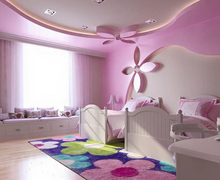 Architecture Design On Twitter Pink Bedroom Walls Childrens Bedrooms Design Light Pink Bedrooms