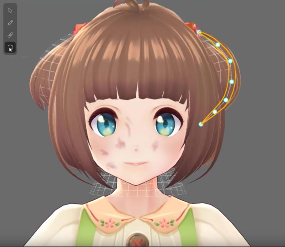 Download Vroid Studio Beta 3dart Anime Characters Anime 3d Characters
