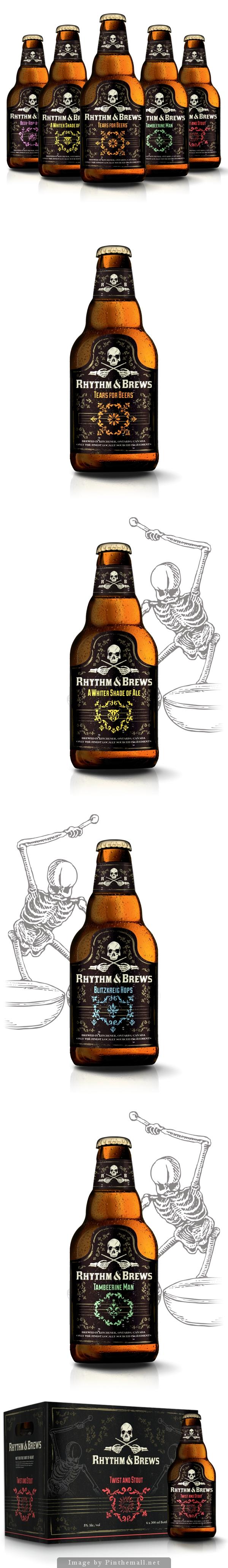 Rhythm & Brews by Tom Ralston PD