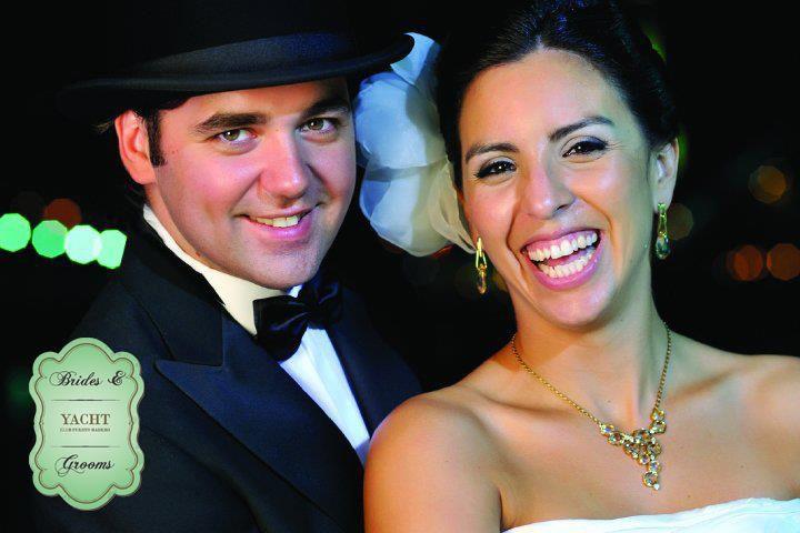 Casamiento Eugenia Alegre y Juan Pablo Paladini