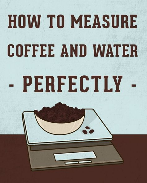 Coffee To Water Ratio Calculator
