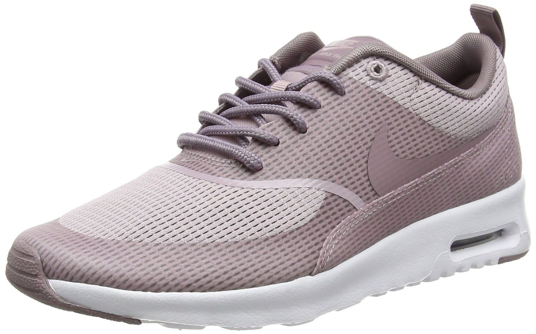 Nike Nike Air Max Thea Textile Women, Damen Sneakers, Grau