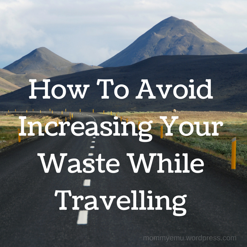 How To Avoid Increasing Your Waste While