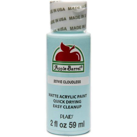 Arts Crafts Sewing Apple Barrel Acrylic Craft Paint Painting