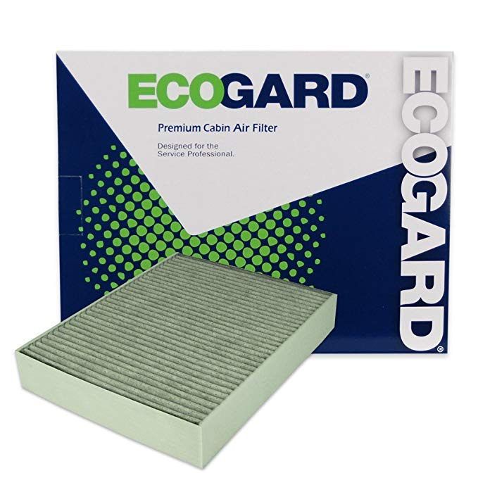 Amazon Com Ecogard Xc10010c Cabin Air Filter With Activated
