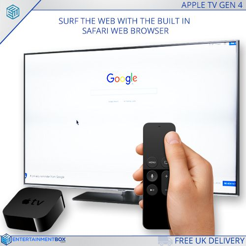 web browser for android tv