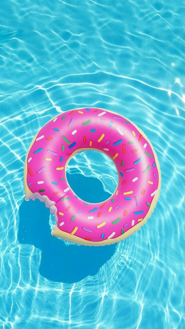 Donut for pool donas pinterest wallpaper summer for Pool designs victoria