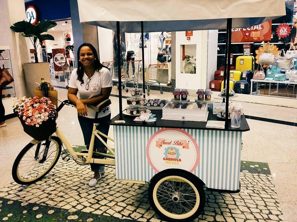Sweet Bike Cafe Cafeteria Gourmet Guia Food Bike Com Imagens