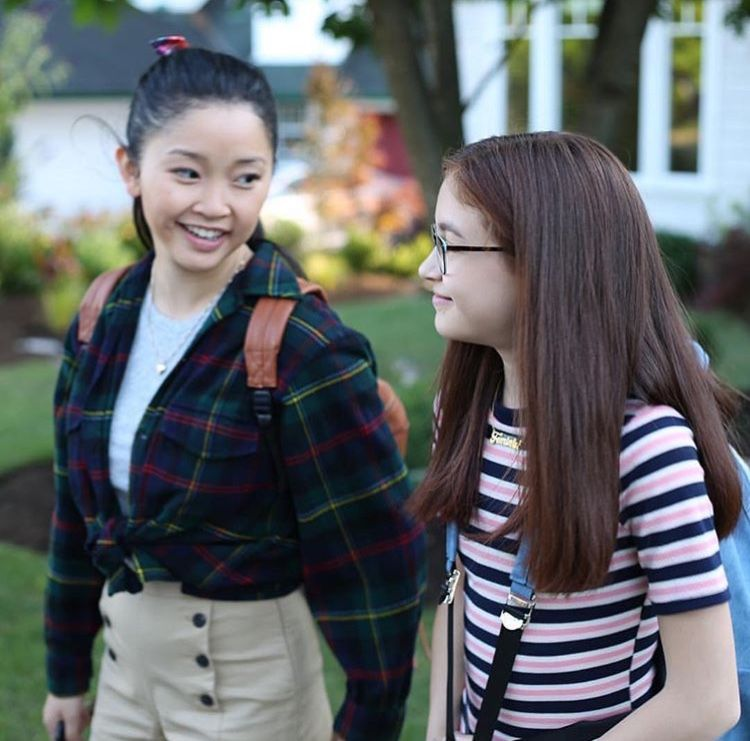 To All The Boys I Ve Loved Before Lara Jean Boys Spring Outfits