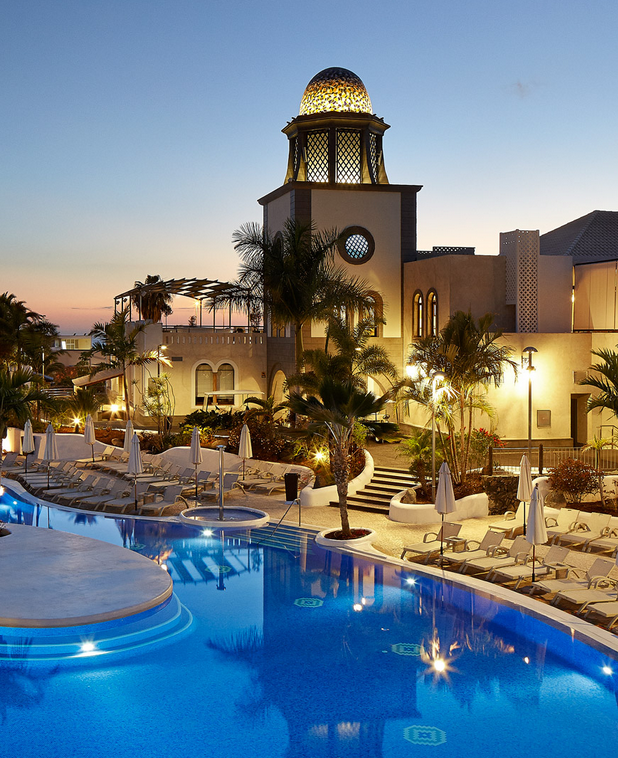 The 5 Hotel Suite Villa Maria Tenerife Luxury Hotels In