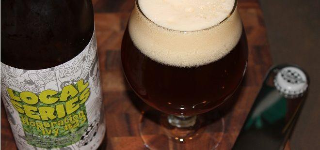 Local Series: Ska Brewing's Hoperation Ivy # 23 Wet Hop IPA