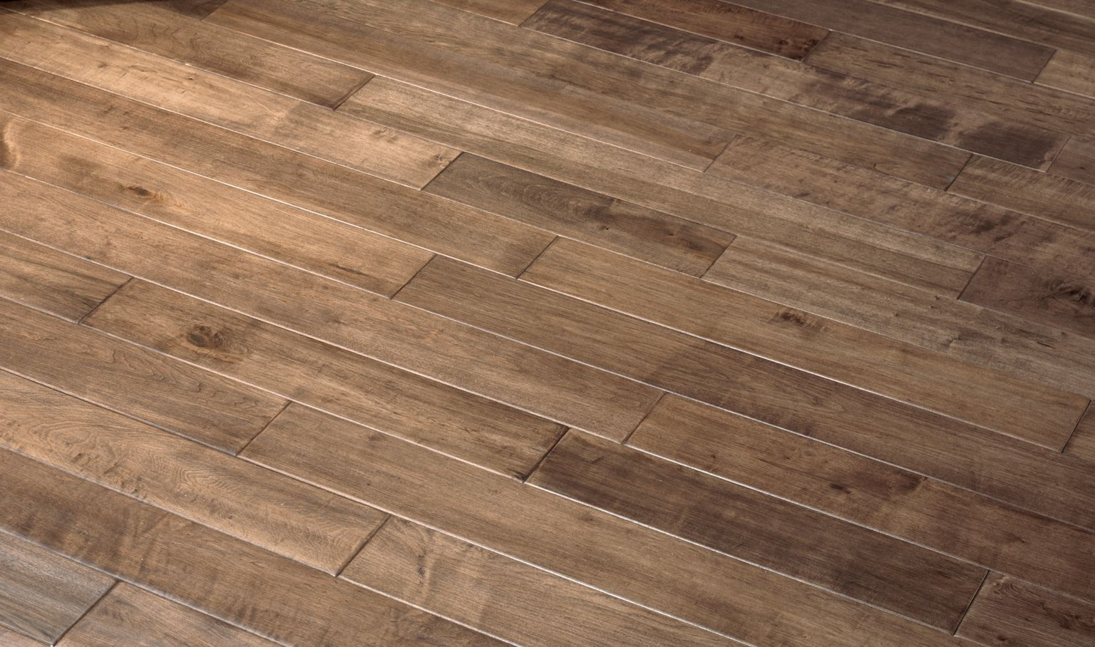 Antique Medium Brown Hardwood Floors Maple Hardwood Flooring