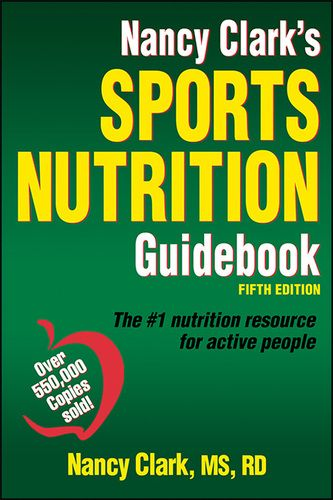 Boost your energy, build muscle, lose fat, and improve your performance with the best-selling sports nutrition guide! The fifth edition includes the latest research on hydration, vitamins, supplements, energy drinks, organic foods, and balancing carbohydrate and protein intake for exercise and competition.