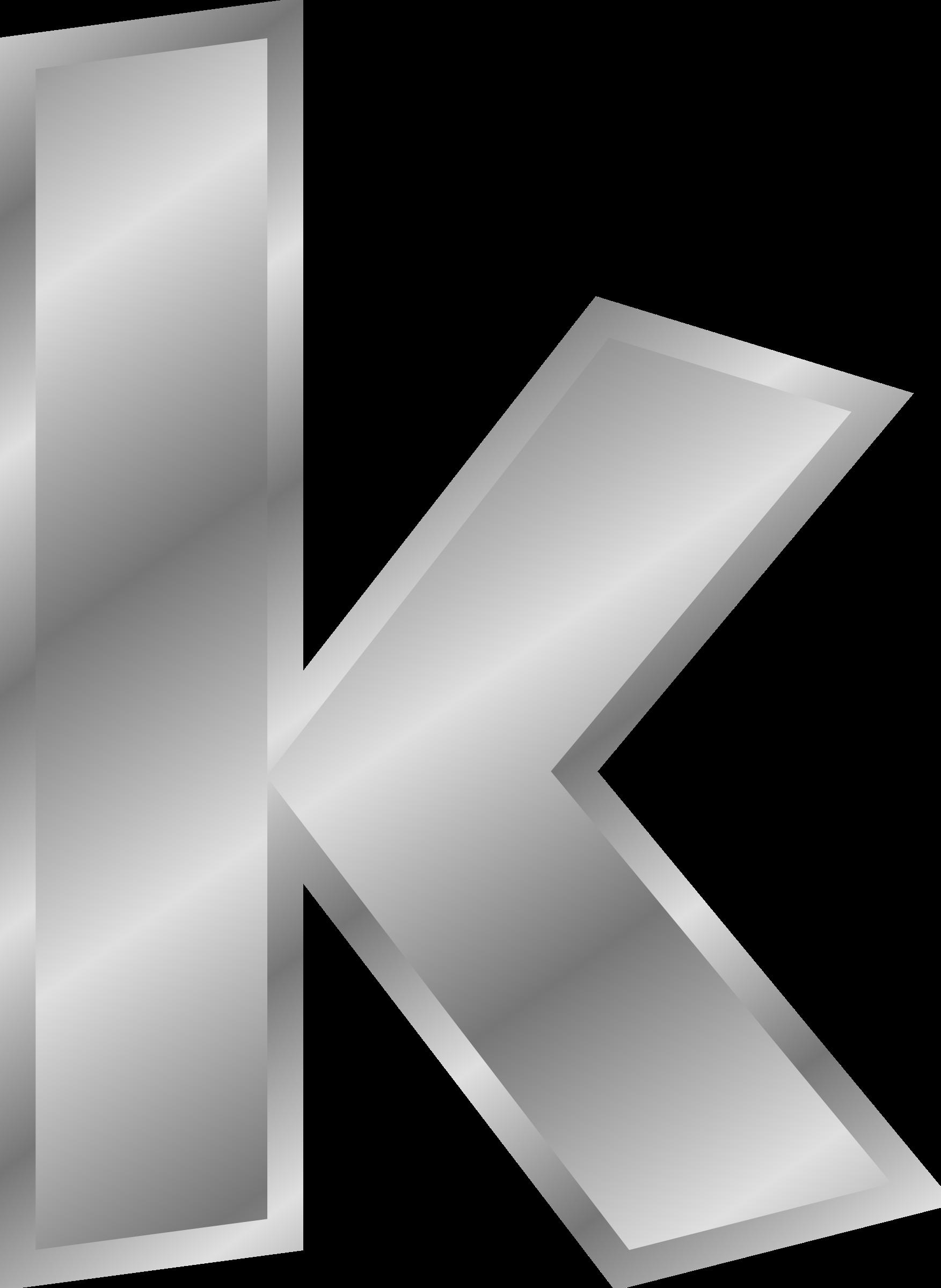 Effect Letter K Png Image Png Images Alphabet Photos Alphabet Images