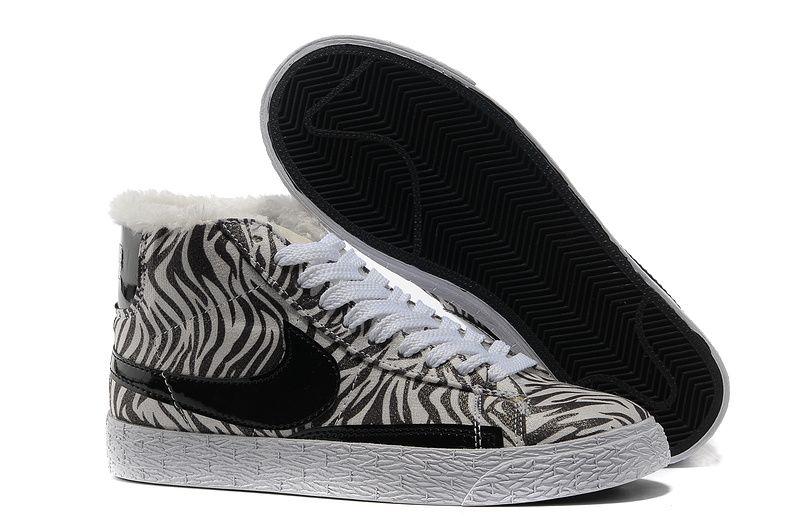 nike blazer zebra collection baby