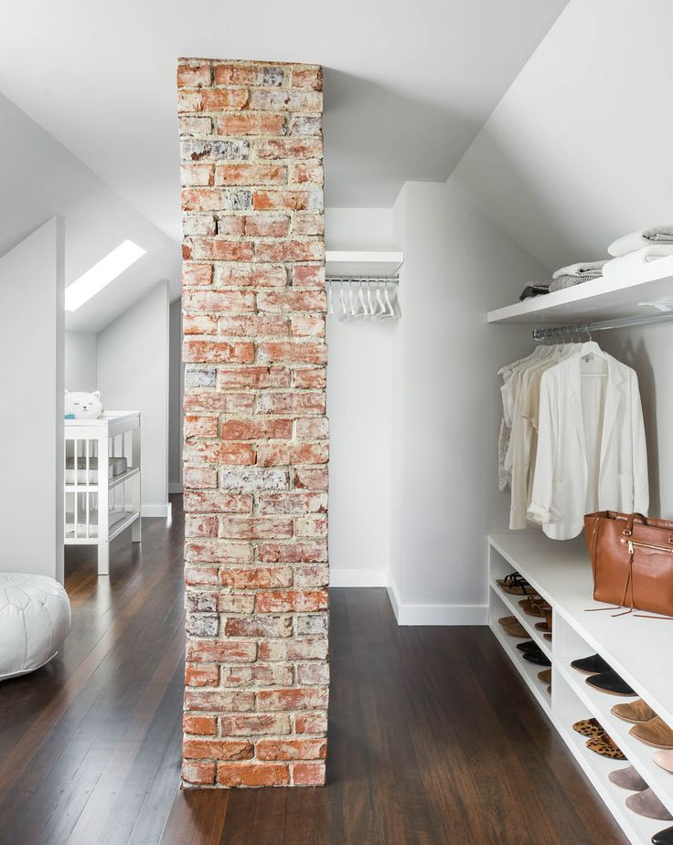 Bedrooms And More Seattle Classy A Master Bedroom Attic Suite In Seattle  Rue Walkin Closet Inspiration