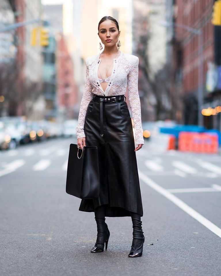 5347673a5c New York Fashion Week Fall Winter 2018 Street Style