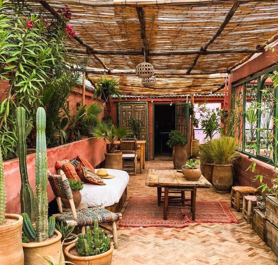 pingl par murielle lb sur lodge deco terrasse d co. Black Bedroom Furniture Sets. Home Design Ideas