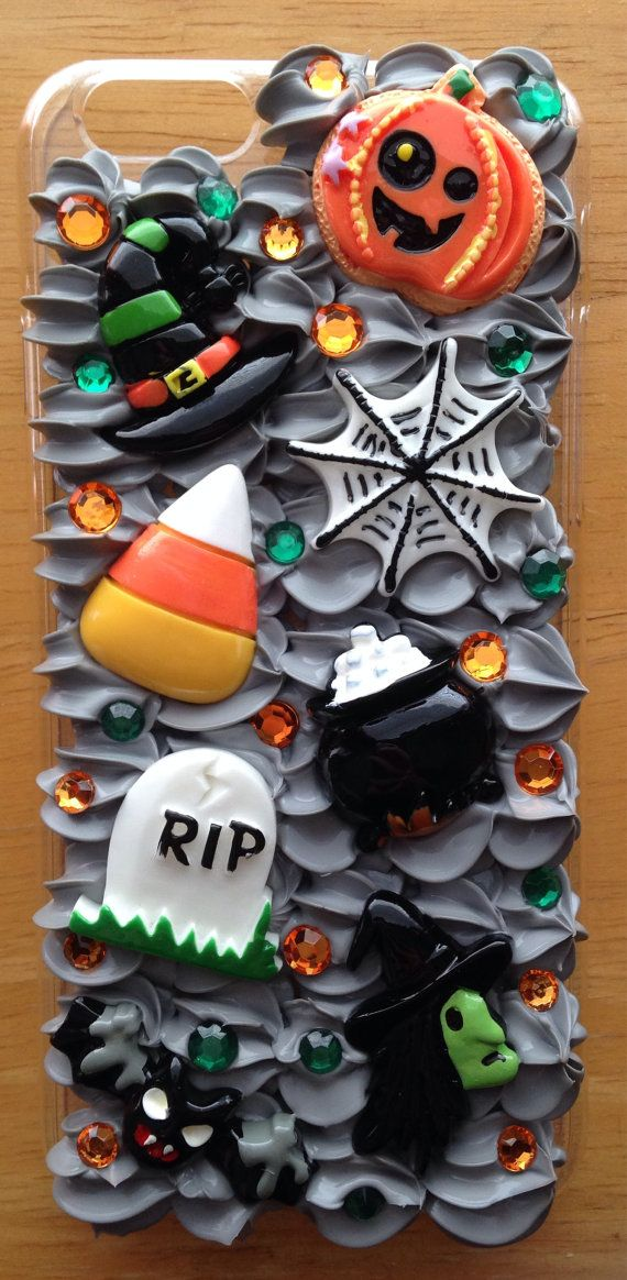 Get into the halloween spirit this season with this spooky cute case