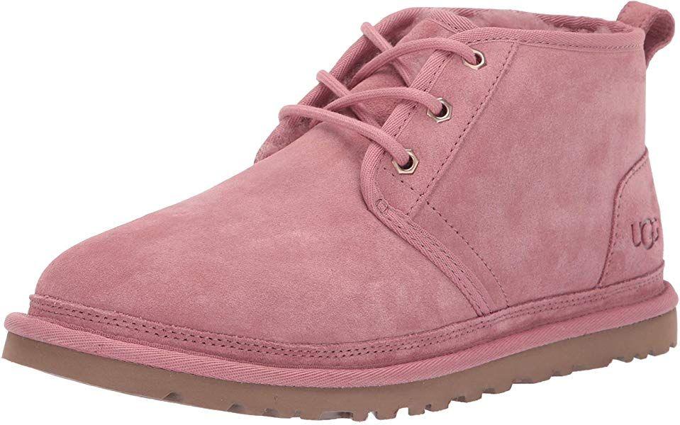 8bf1d597410ed Amazon.com | UGG Women's Neumel Fashion Boot, Pink Dawn, 11 M US ...