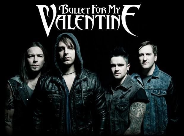 BULLET FOR MY VALENTINE IS CONSIDERED AS ONE OF THE