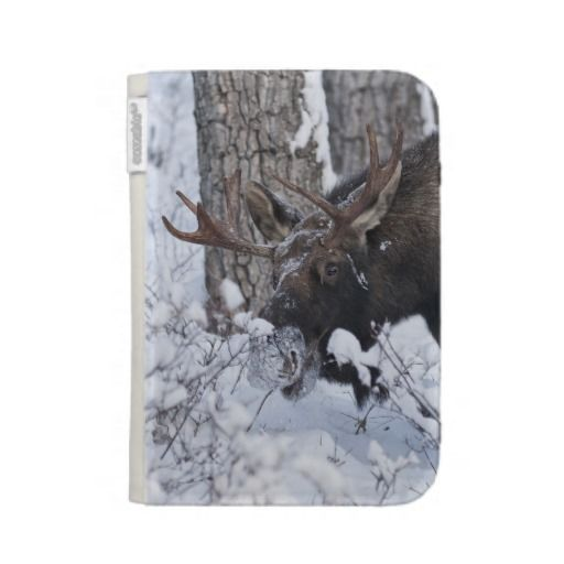 Chilly  Moose Kindle Case