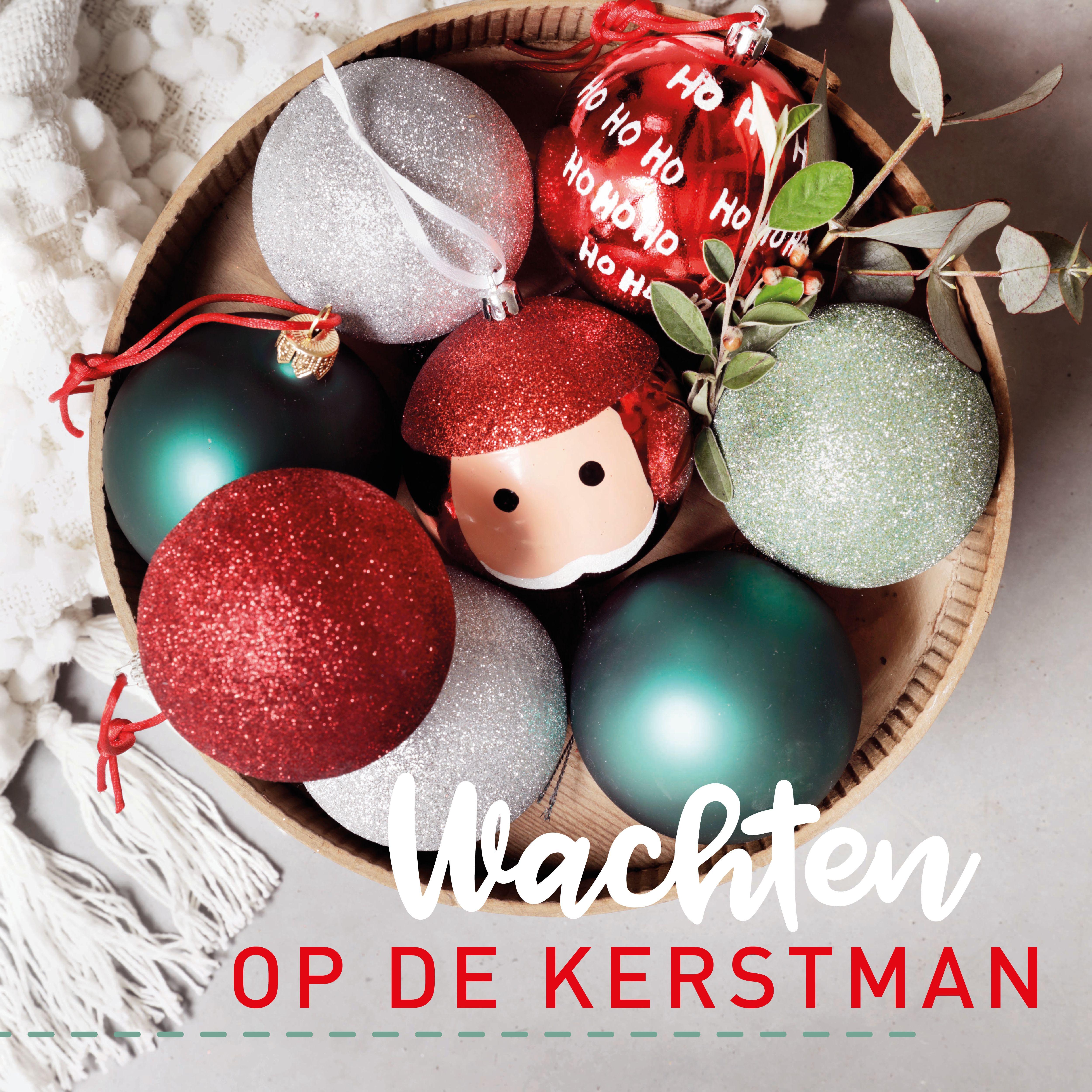 Waiting For Santa Een Traditionele Kerst Is Het Mooiste Om Met Het