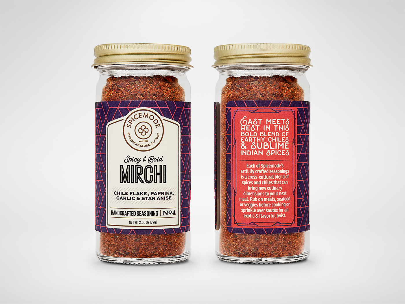 Spicemode The Seasoning Collection On Behance Avec Images