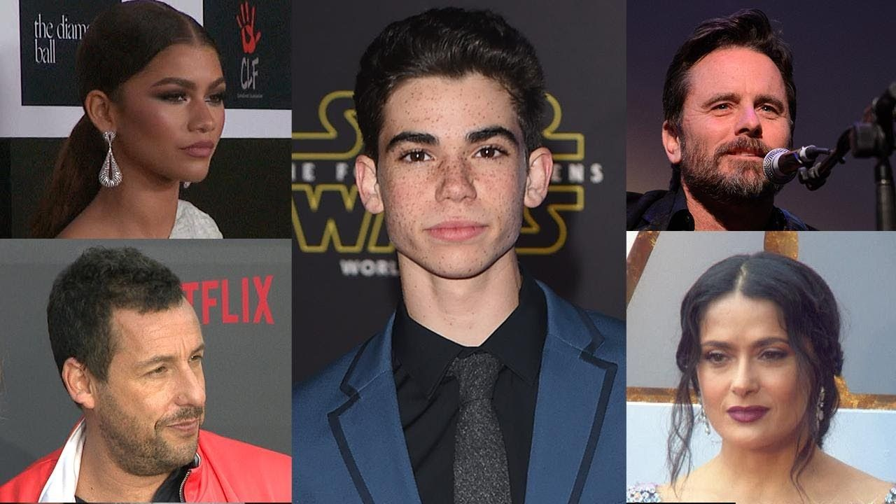 Cameron Boyce's Disney CoStars and Famous Friends Share