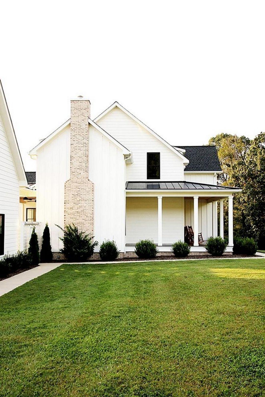 unique farmhouse exterior design ideas for your home also decor idea designs rh ar pinterest