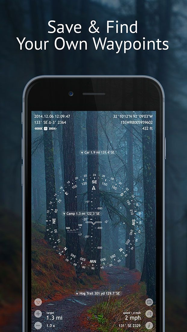 Spyglass Best Augmented Reality Compass, Maps and GPS