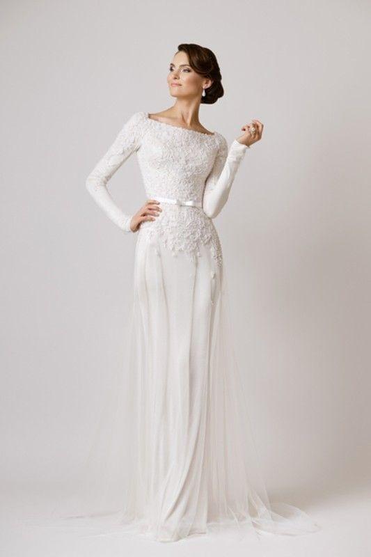 Photo of 23 Winter Wedding Dresses that WOW | weddingsonline