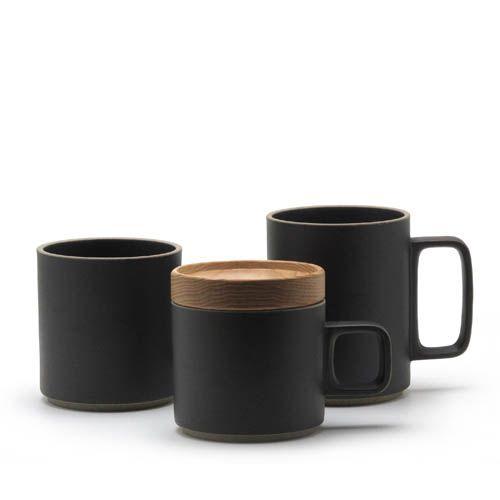 HASAMI PORCELAIN . Black / WISH / List - Mug Cup . 8.5cm / S / Blackのサブ画像2