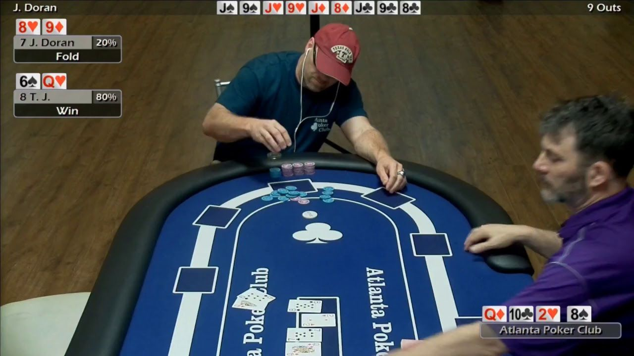 Poker solver for the analysis of the game on the preflop