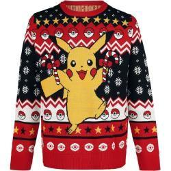 Photo of Pokémon Pikachu WeihnachtspulloverEmp.de