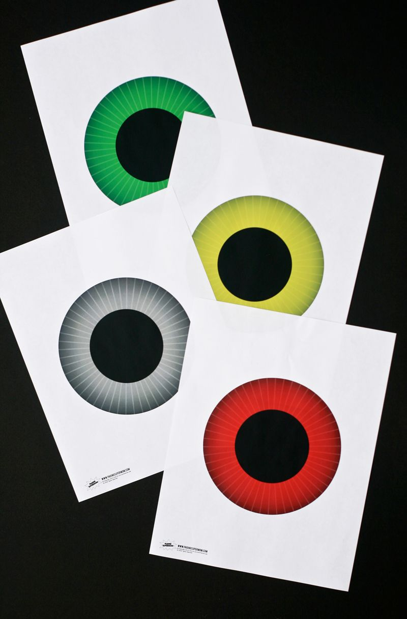 printable eyeball irises in 2018 just ah thought or two