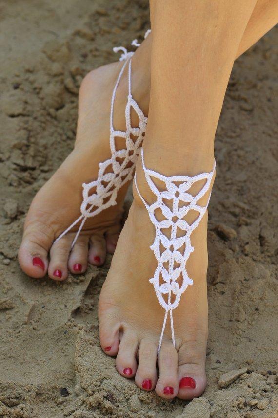 a6b7140c49e8 Barefoot Sandals