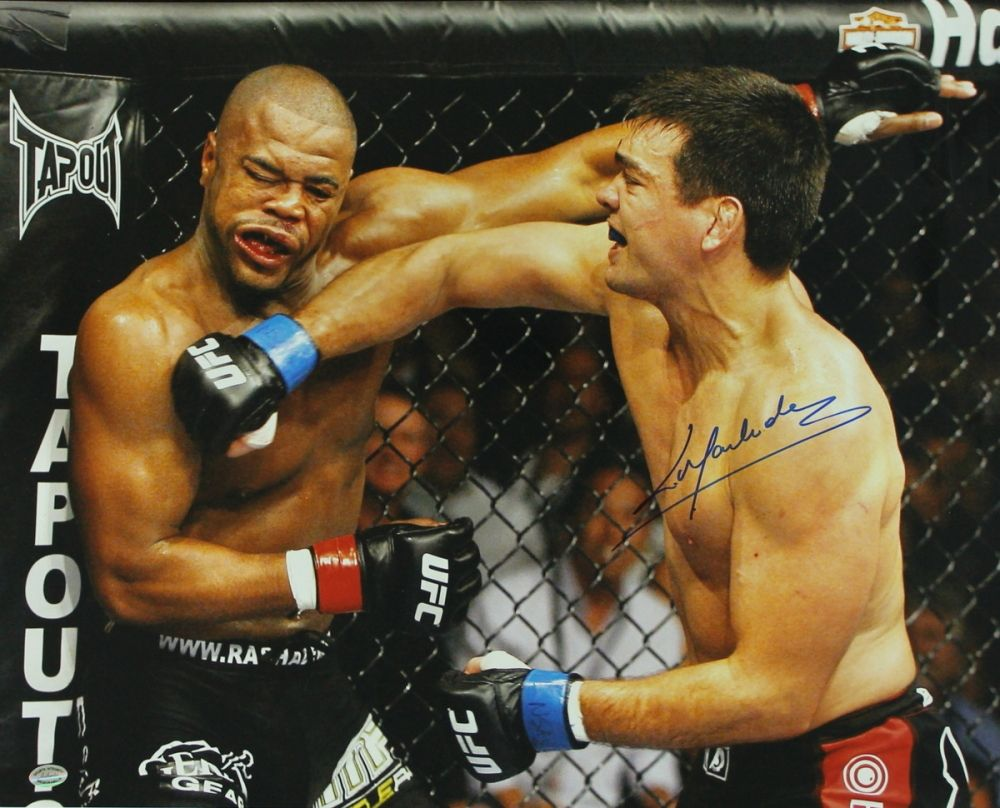 Lyoto Machida Vs Rashad Evans Machidas Greatest Fight In His